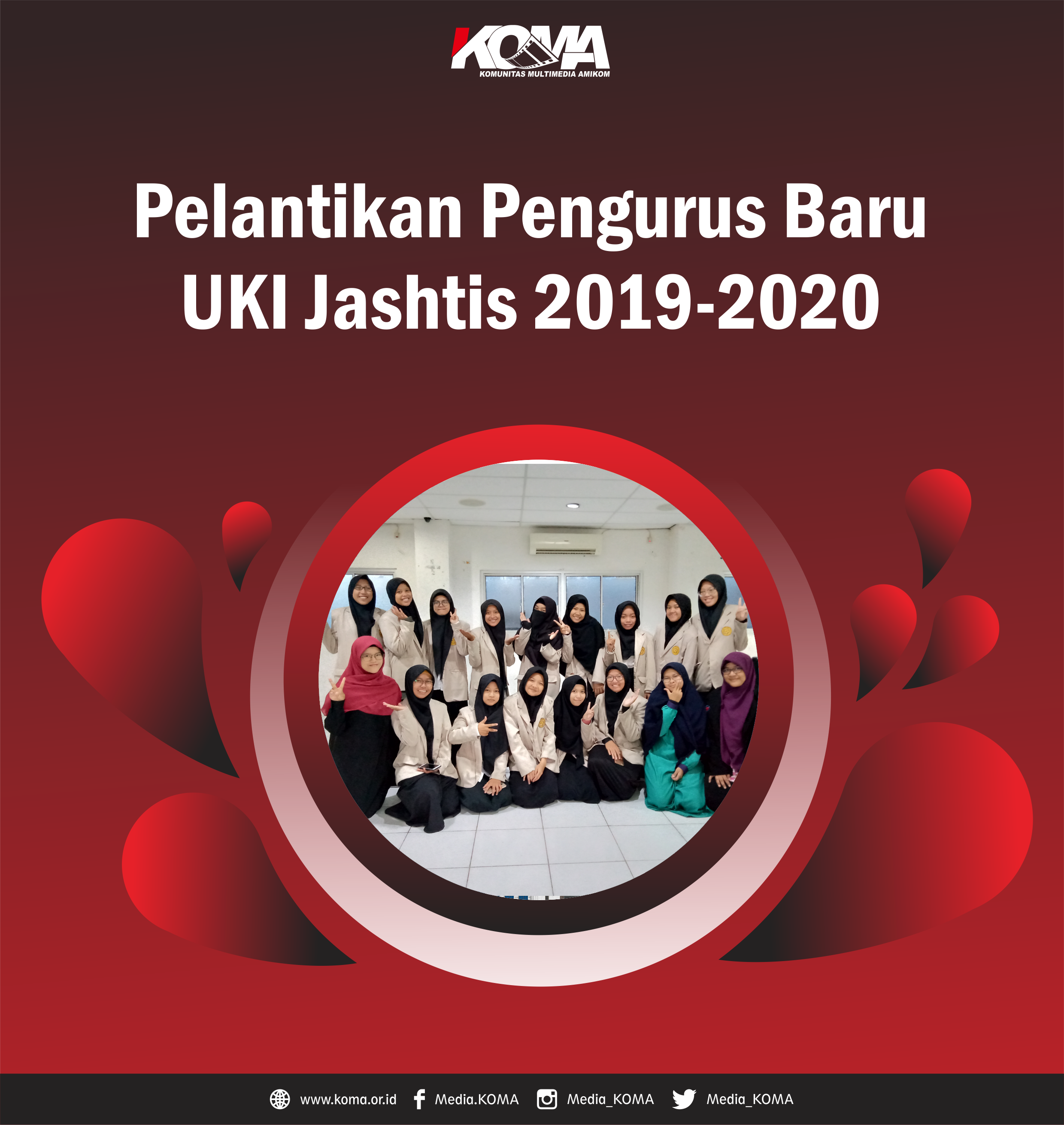 Pelantikan-Pengurus-Baru-UKI-Jashtis-2019-2020