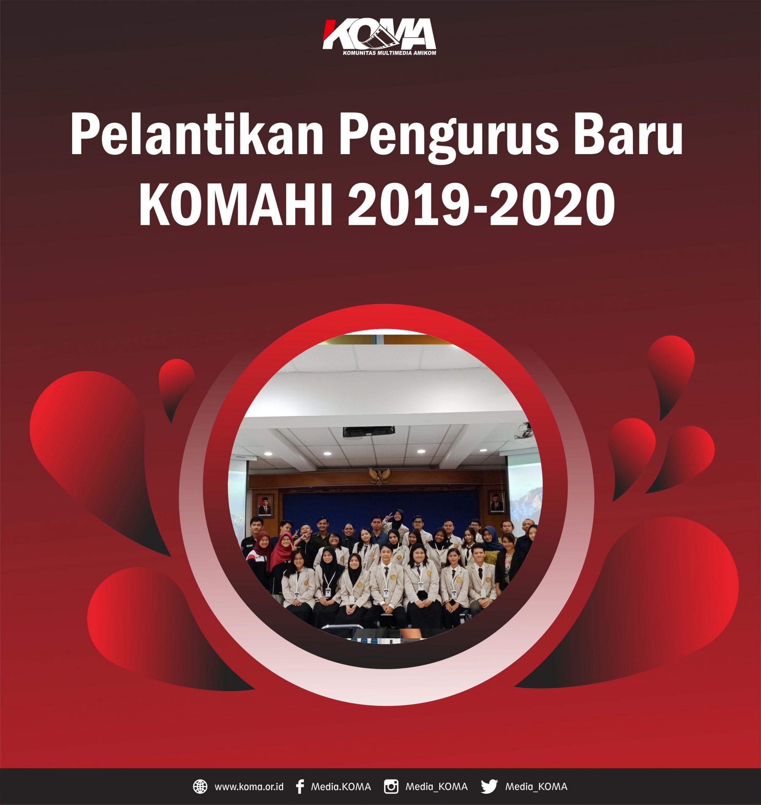 Pelantikan-Pengurus-Baru-KOMAHI-2019-2020