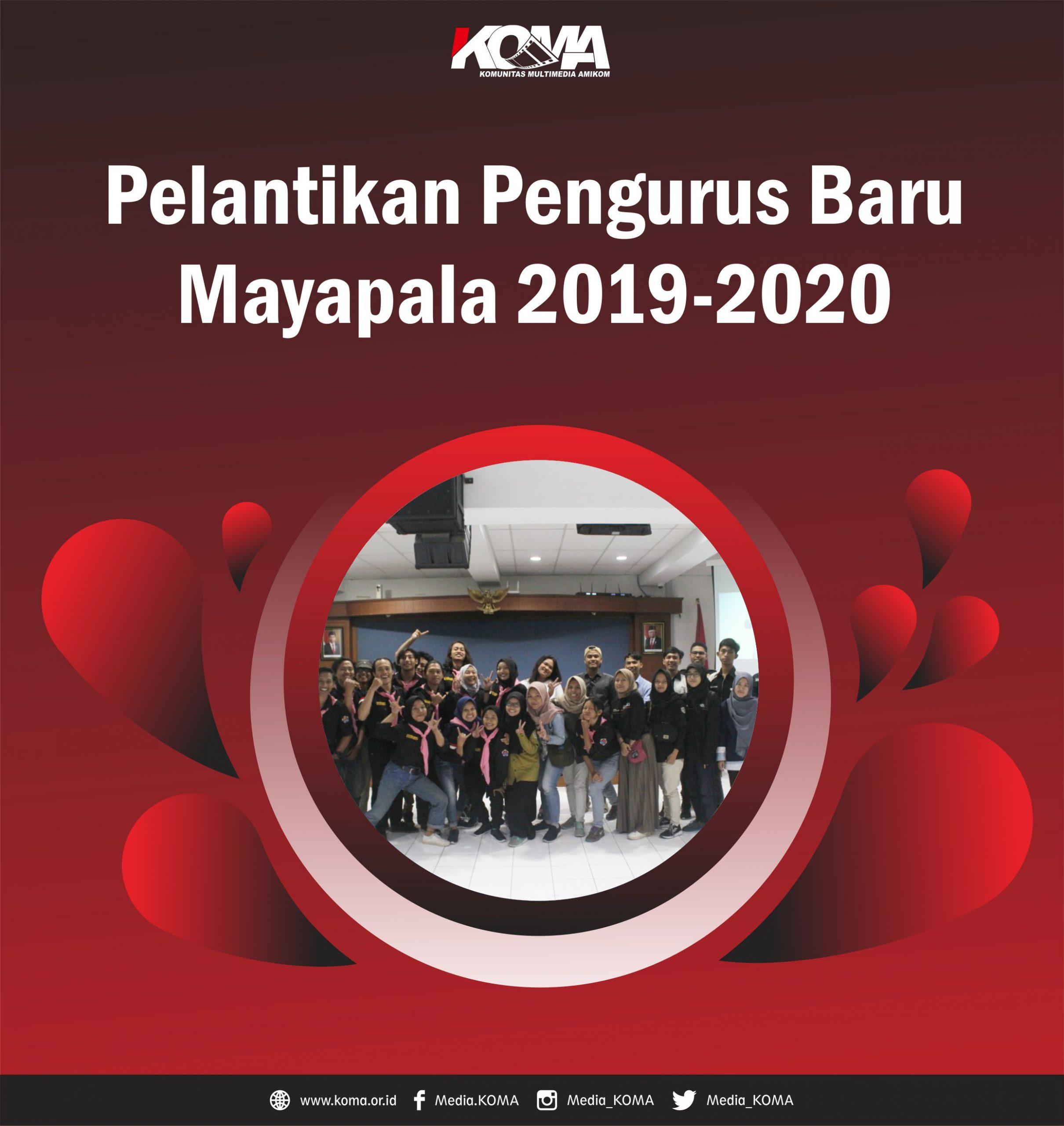 Pelantikan-Pengurus-MAYAPALA-Periode-2019-2020