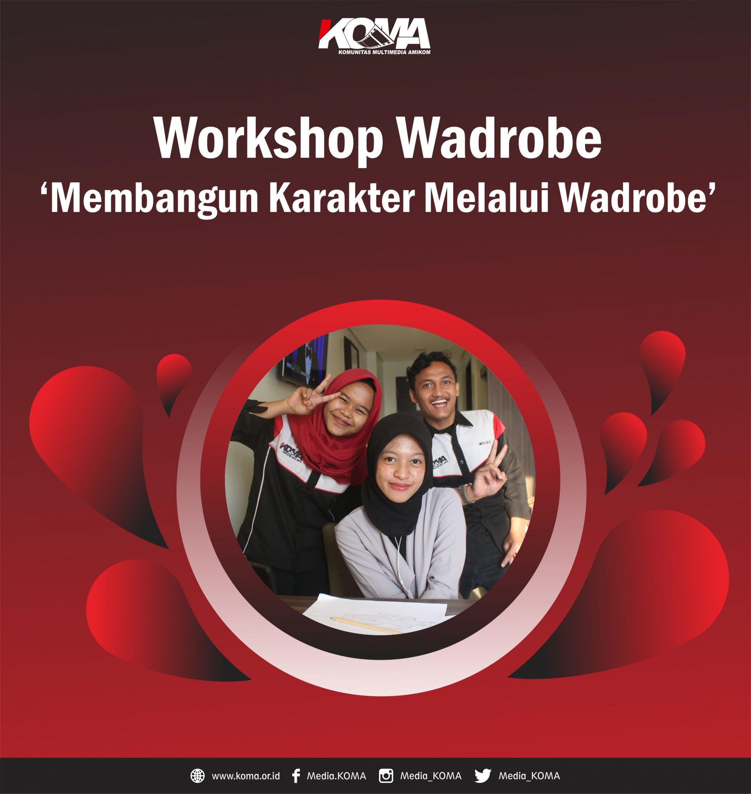 Workshop-Wadrobe