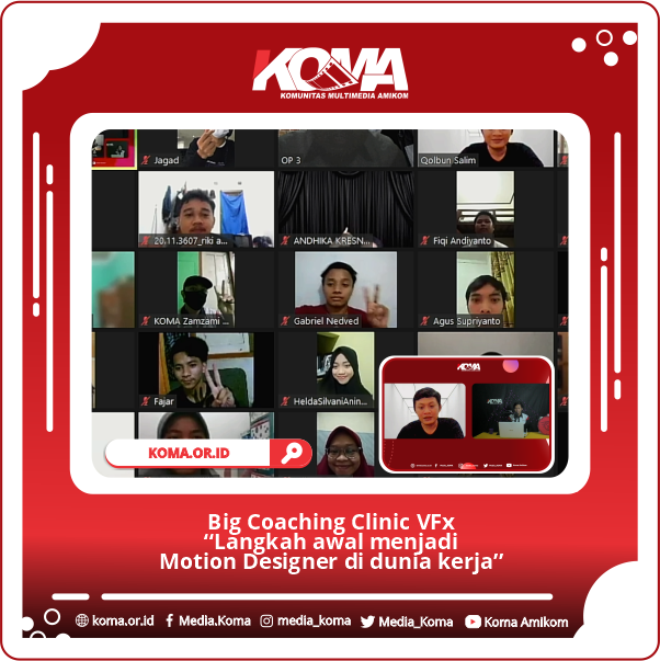 Big Coaching Clinic VFx